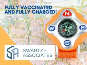 Fully Vaccinated and Fully Charged!
