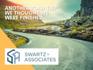 The Swartz Report: Another Road Trip